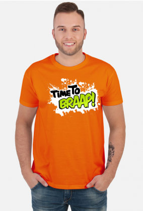 Koszulka TimeToBRAAP!