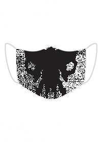Maska ochronna Rorschach