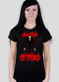 Slender - GameOver - Koszulka damska