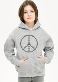Bluza DNA peace