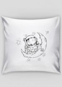 poduszka kosmonauta kosmos