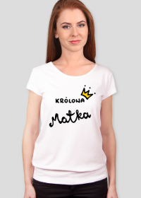 Koszulka królowej matki