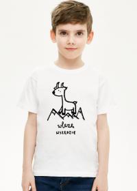 Kozica górska - koszulka dziecięca