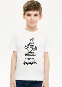 Mól książkowy - koszulka dziecięca