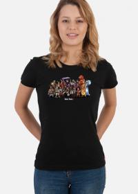Koszulka 2M3D, Róża i Kły, A tymczasem...