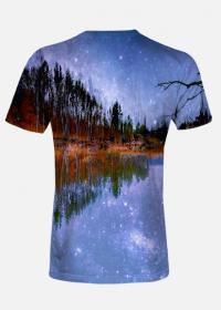 Jezioro pełne gwiazd.