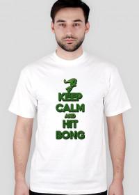 Keep Calm and Hit BONG (MAN)