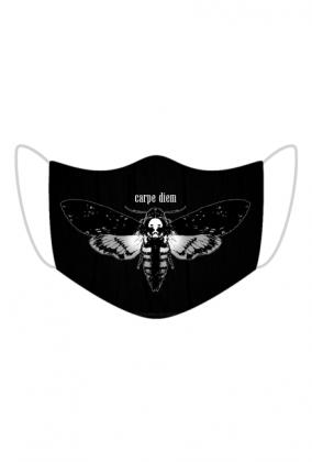 Kryzysowa czarna maska zarazy
