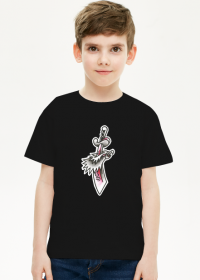 Koszulka Dziecięca Sztylet Orzeł