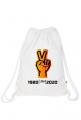 Worko-plecak 40-lecie NZS - biały