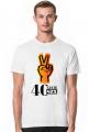 Koszulka męska 40-lecie NZS - biała