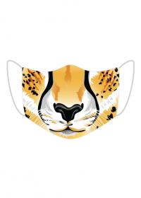 """Maseczka kolorowa """"Tiger"""""""