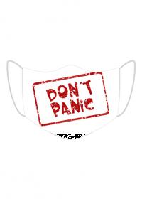 Maseczka ochronna Don't Panic
