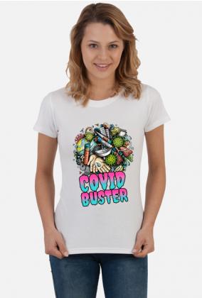 POGROMCA - koszulka damska