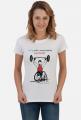Koszulka damska - wymówka