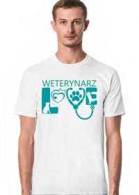 Weterynarz. Prezent dla Weterynarzy. Lekarz weterynarii. Lecznica dla zwierząt . Gabinet Weterynaryjny