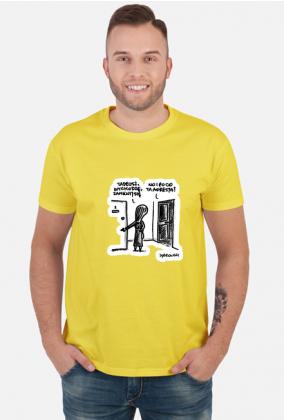 Koszulka Zamknij Się