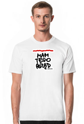 Koszulka Mam Tego Potąd