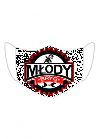 Maseczka Młody Bryg TV