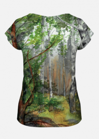 Koszulka damska LAS