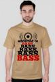 Koszulka addicted to BASS