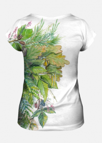 Koszulka damska KOBIETA LASU