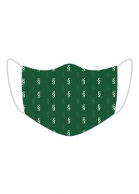 Paragrafy - maseczka zielona adwokacka - LexRex