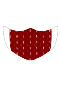 Paragrafy - maseczka czerwona prokuratorska - LexRex