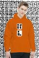 BJ solution (bluza męska kaptur) jg
