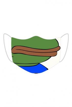 Pepe Smutna Żaba maseczka 2