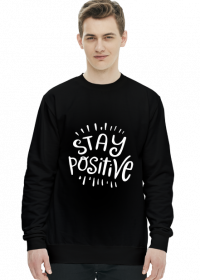 Bluza męska Stay Positive
