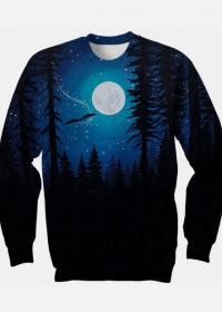 Bluza Północ w Magicznym Lesie