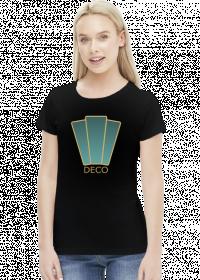 Koszulka damska Deco 1