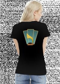 Koszulka damska Deco 2 plus