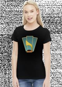 Koszulka damska Deco 2