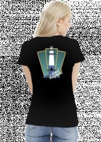 Koszulka damska Deco 3 plus