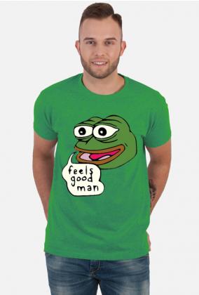 Feels Good Man (Pepe) koszulka t-shirt (różne kolory)