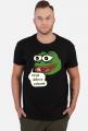 Czuję Dobrze Człowiek (Pepe) koszulka t-shirt (różne kolory)
