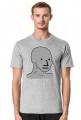 NPC Wojak meme koszulka t-shirt (różne kolory)
