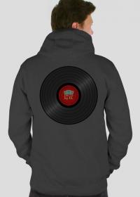 Bluza z kapturem męska Deco 4 plus