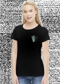 Koszulka damska Deco 4 plus