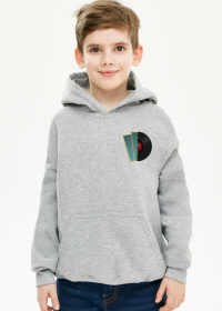Bluza z kapturem chłopięca Deco 4 plus