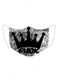 Maseczka korona