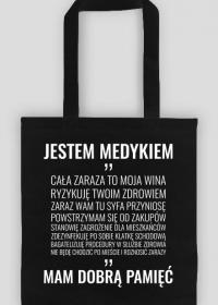 Jestem medykiem - torba