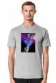 Elon Piżmo kosmos blancior koszulka