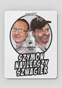 podkladka pod mysz SZYMON najlepszy Swagier