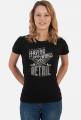 AeroStyle - damska koszulka pilota