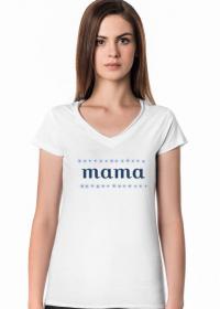 Koszulka Dzień Matki Kwiaty