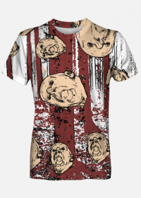Koszulka Męska Scream