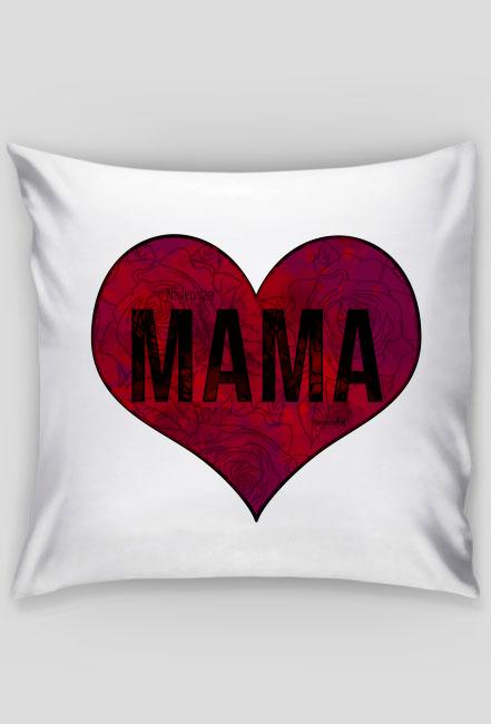 Mama - poszewka na poduszkę